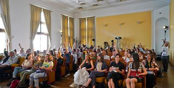 Creativewear joined the TCBL Project Fashion Forward Event in Iasi, Romania